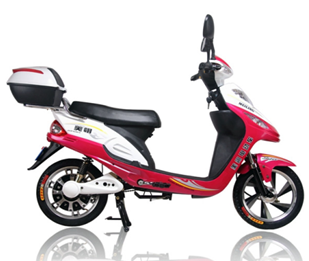Electric Bicycle & Pedal Scooter 2016 Milbay ML3