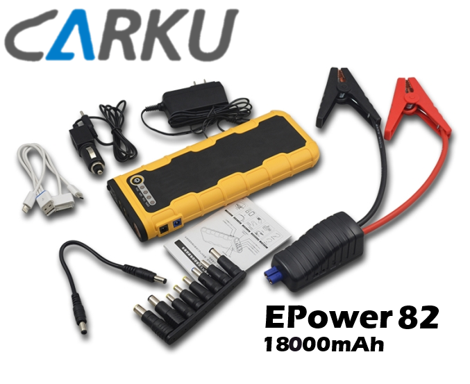 Auto Jump Starter and Power Banks 2016 Carku EPower-82