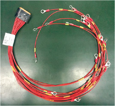 Epow BMC 24S Cell voltage sense cable assembly