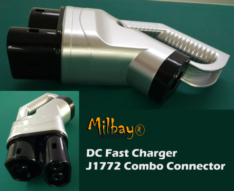 EV Combo DC Charge port
