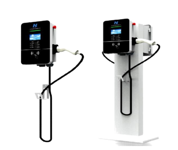 Milbay commercial EVSE charge station