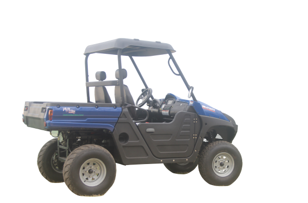 Milbay Electric 4x4 UTV MB572UTV Blue