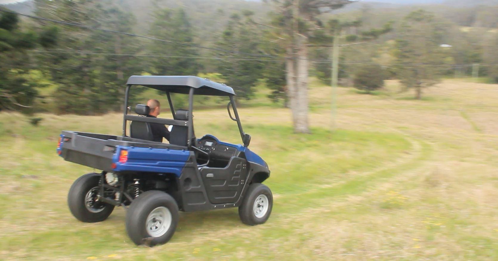 Milbay MB572UTV electric 4WD ATV UTV