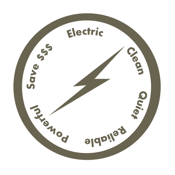 Positives of electric power